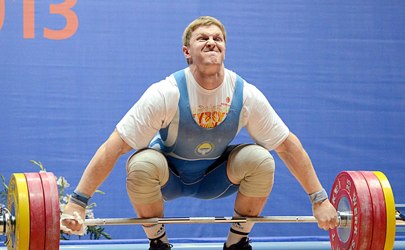 фото тяжелоатлеты россии теперь ещё