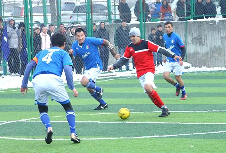 Первый лига футбол киригизия