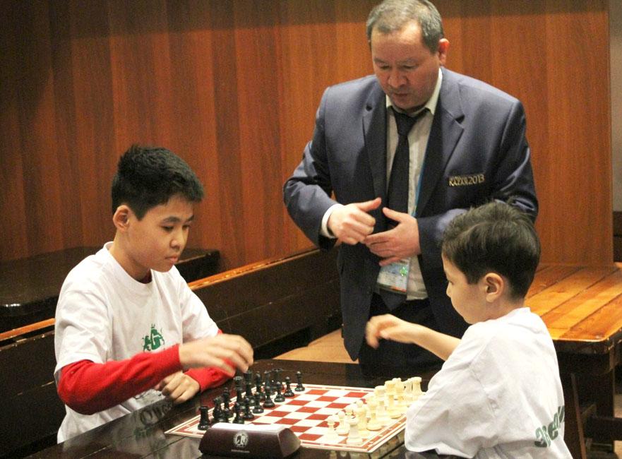 Greenwich chess cup: победа за командой «Импульс-1» » Sport kg