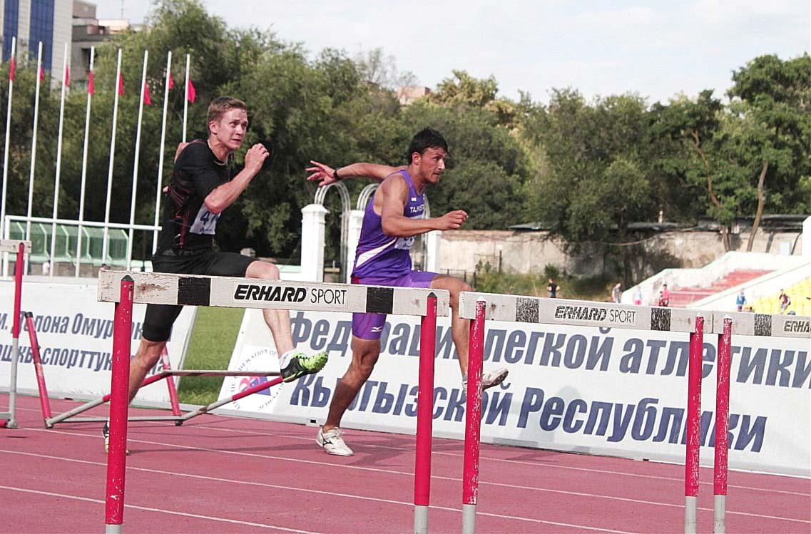 Международный турнир по легкой атлетике на призы олимпийской чемпионки Татьяны Колпаковой