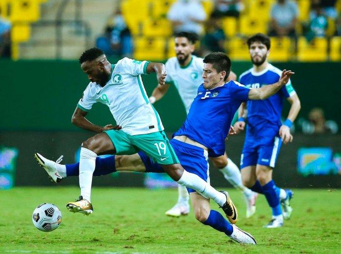 Узбекистан не смог выйти на чемпионат мира по футболу