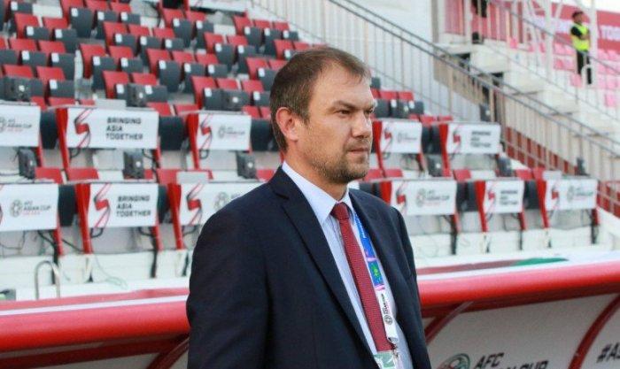 Александр Крестинин: «Мы выжали свой максимум»