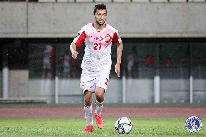 Манучехр Джалилов - лучший бомбардир в истории сборной Таджикистана