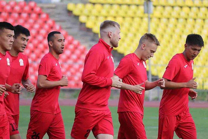 Третий раунд отбора на Кубок Азии-2023: с кем сыграет Кыргызстан?